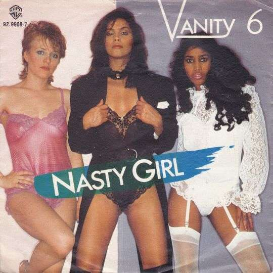Coverafbeelding Vanity 6 - Nasty Girl