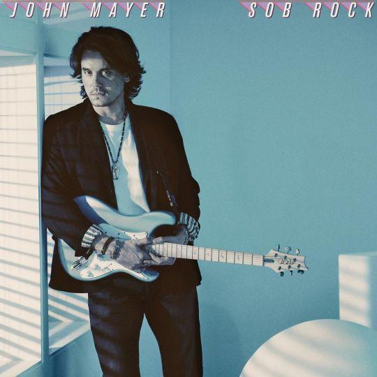 Coverafbeelding Last Train Home - John Mayer