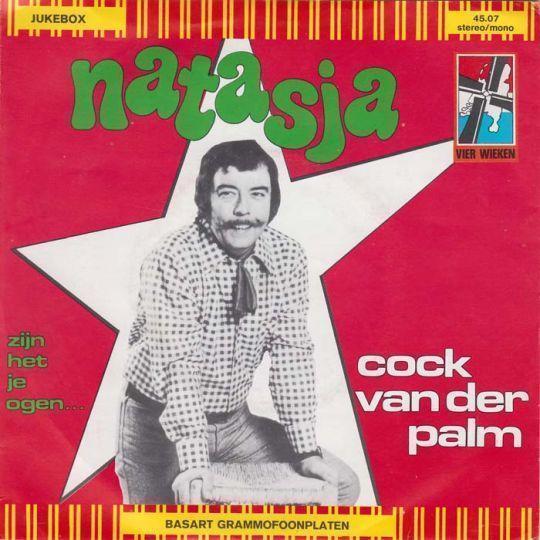 Coverafbeelding Natasja - Cock Van Der Palm