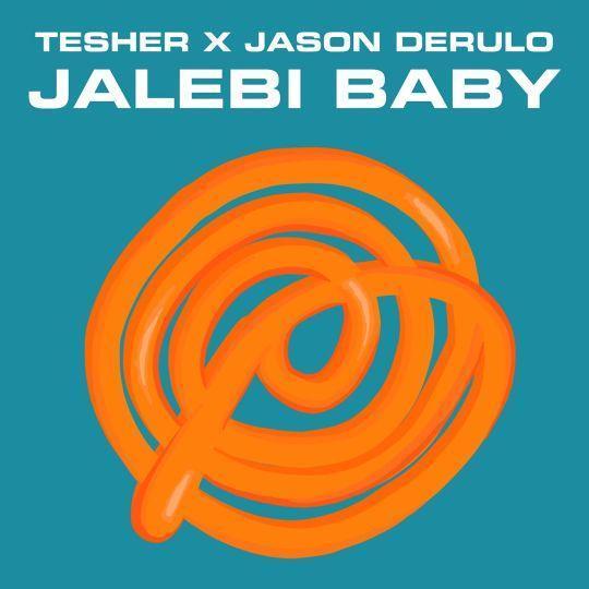Coverafbeelding Jalebi Baby - Tesher / Tesher X Jason Derulo