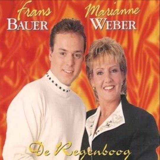 Coverafbeelding De Regenboog - Frans Bauer & Marianne Weber