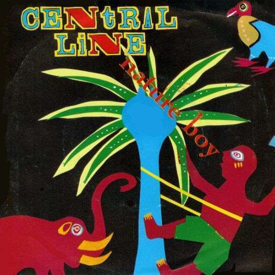 Coverafbeelding Nature Boy - Central Line