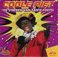 Coverafbeelding De Streken Van Tante Toets! - Coole Piet