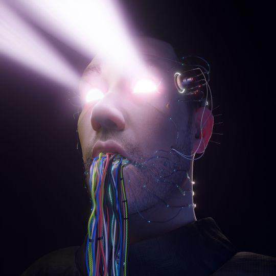 Coverafbeelding Distorted Light Beam - Bastille