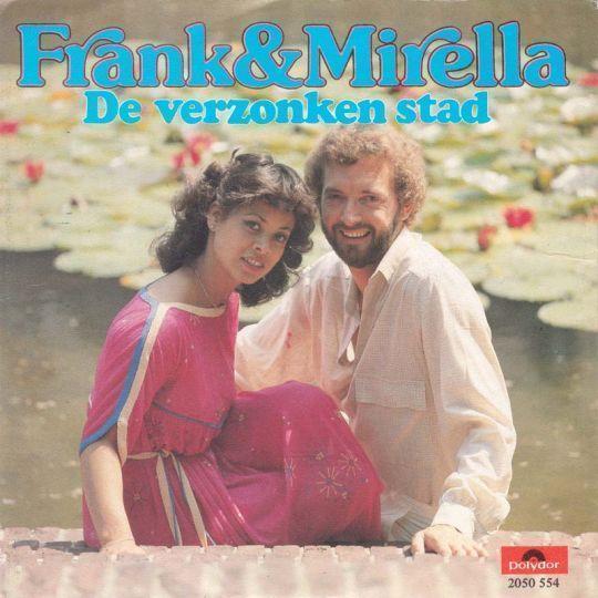 Coverafbeelding De Verzonken Stad - Frank & Mirella