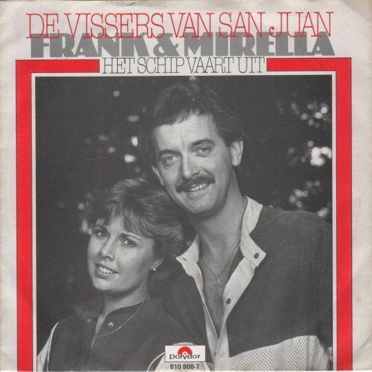 Coverafbeelding De Vissers Van San Juan - Frank & Mirella