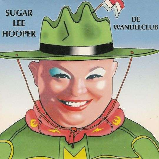 Coverafbeelding Sugar Lee Hooper - De Wandelclub