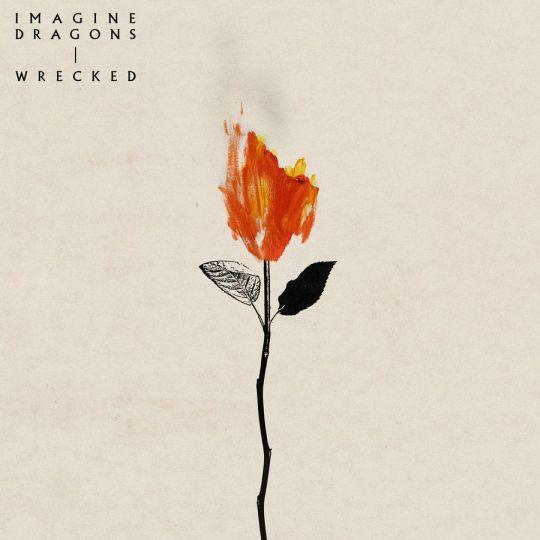 Coverafbeelding Wrecked - Imagine Dragons