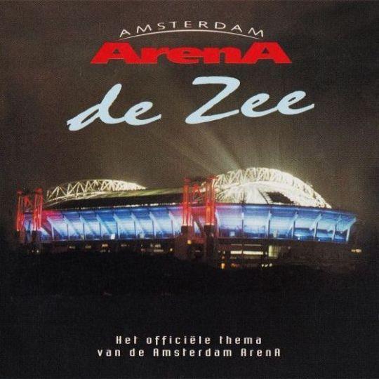 Coverafbeelding De Zee - Het Offici�le Thema Van De Amsterdam Arena - Trijntje Oosterhuis