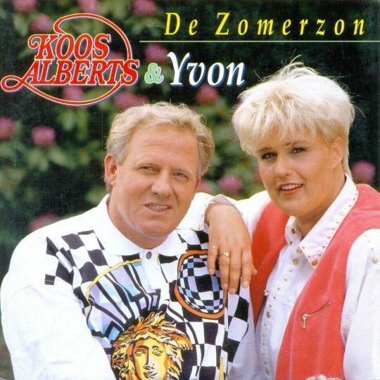 Coverafbeelding De Zomerzon - Koos Alberts & Yvon