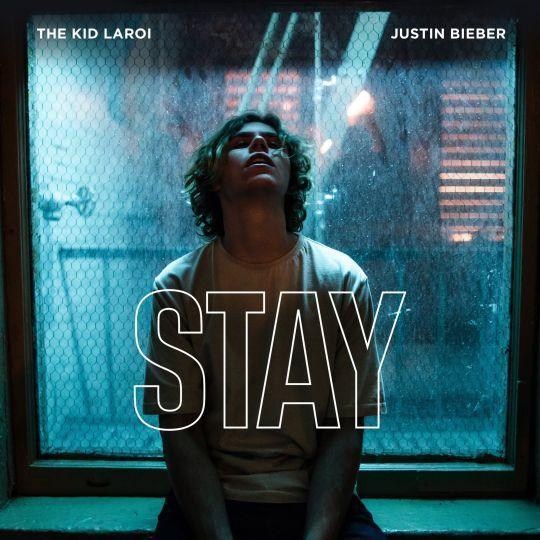 Coverafbeelding Stay - The Kid Laroi & Justin Bieber