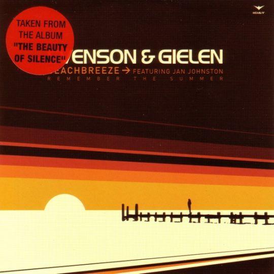 Coverafbeelding Beachbreeze (Remember The Summer) - Svenson & Gielen Featuring Jan Johnston