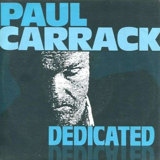 Coverafbeelding Dedicated - Paul Carrack