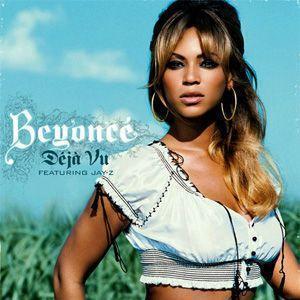 Coverafbeelding D�j� Vu - Beyonc� Featuring Jay-z