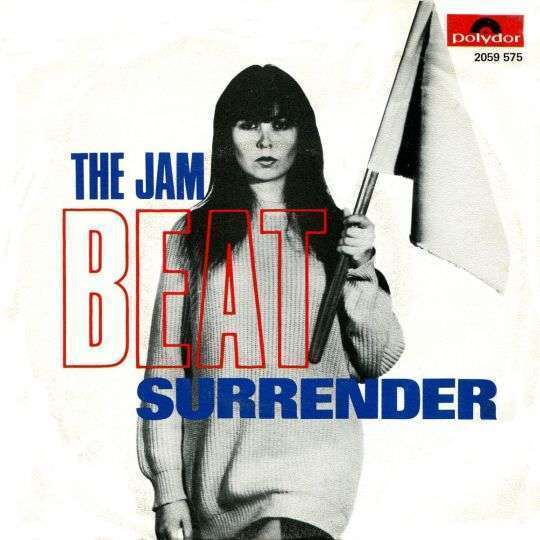 Coverafbeelding Beat Surrender - The Jam