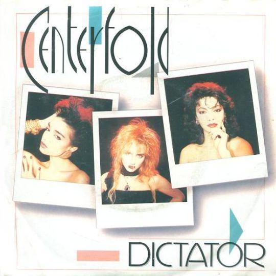 Coverafbeelding Dictator - Centerfold