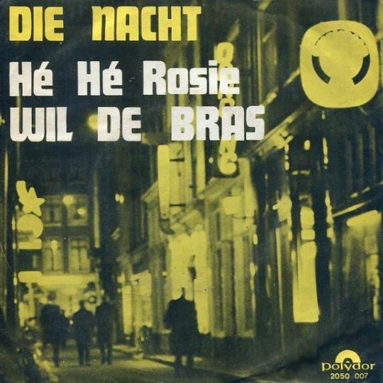Coverafbeelding Die Nacht - Wil De Bras