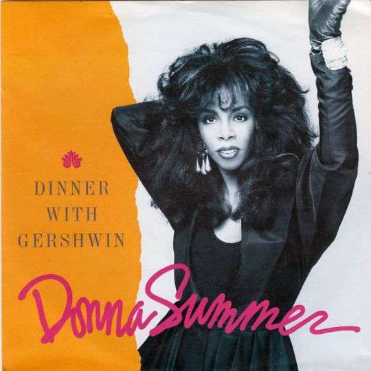 Coverafbeelding Dinner With Gershwin - Donna Summer