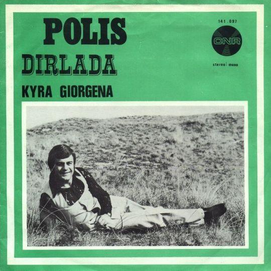 Coverafbeelding Polis - Dirlada