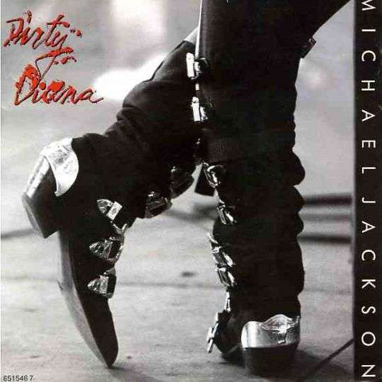 Coverafbeelding Dirty Diana - Michael Jackson