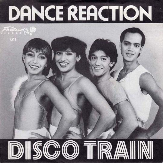 Coverafbeelding Dance Reaction - Disco Train