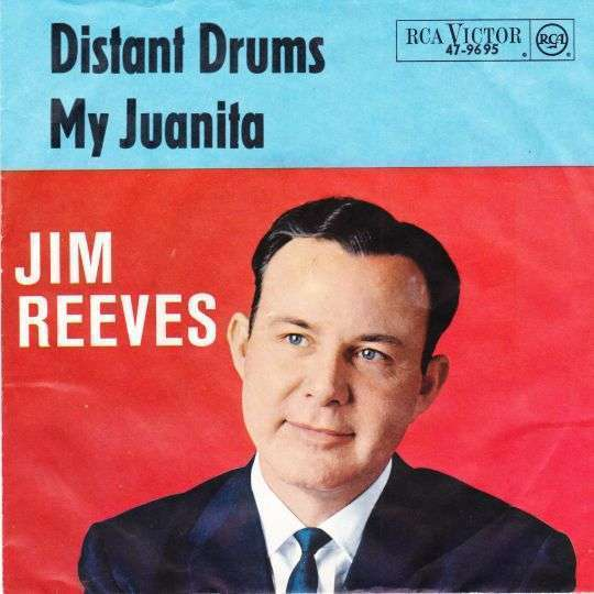 Coverafbeelding Jim Reeves - Distant Drums