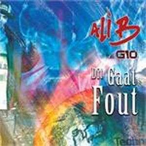 Coverafbeelding Dit Gaat Fout - Ali B Feat. Gio