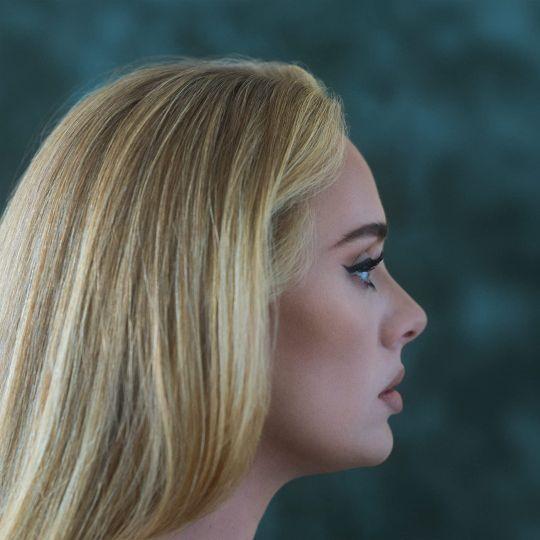 Coverafbeelding Easy On Me - Adele