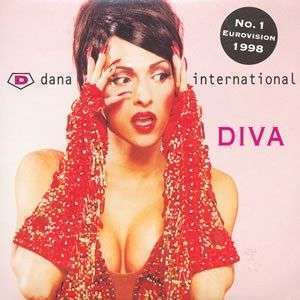 Coverafbeelding Diva - Dana International