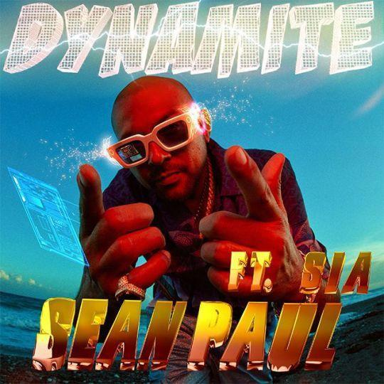 Coverafbeelding Dynamite - Sean Paul Ft. Sia