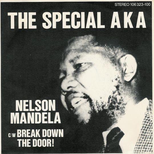 Coverafbeelding Nelson Mandela - The Special Aka