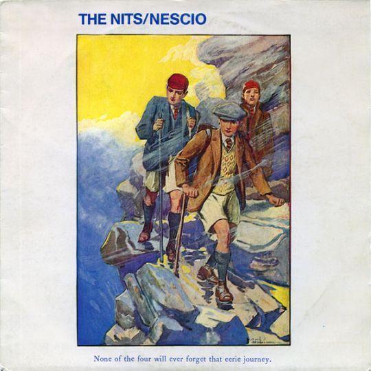 Coverafbeelding Nescio - The Nits