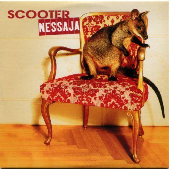 Coverafbeelding Nessaja - Scooter
