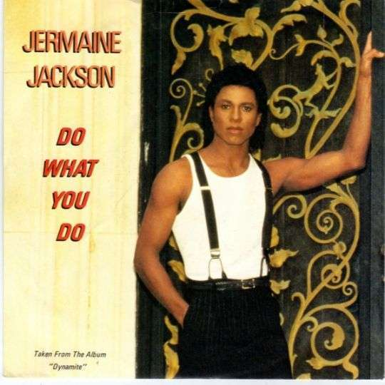 Coverafbeelding Do What You Do - Jermaine Jackson