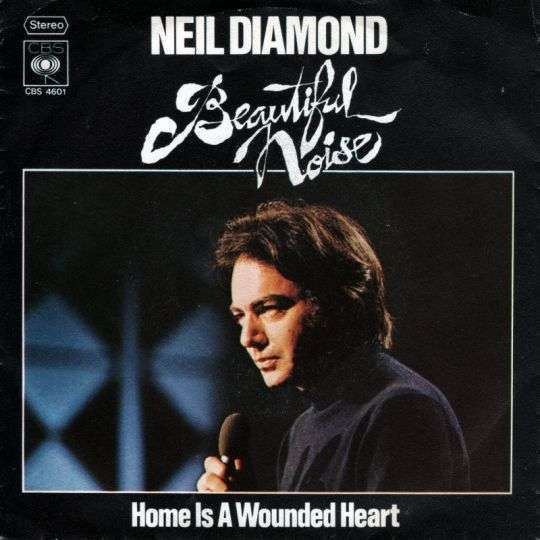 Coverafbeelding Beautiful Noise - Neil Diamond