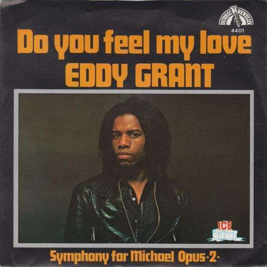 Coverafbeelding Eddy Grant - Do You Feel My Love