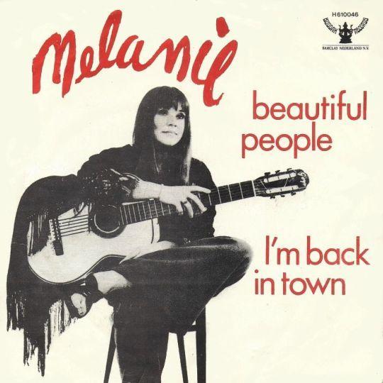 Coverafbeelding Beautiful People - Melanie