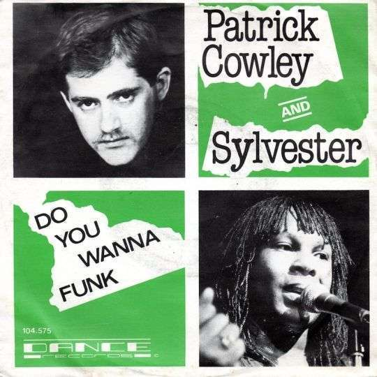 Coverafbeelding Do You Wanna Funk - Patrick Cowley And Sylvester