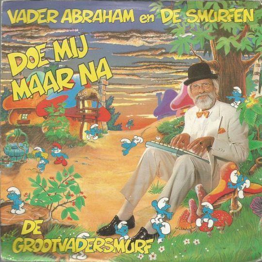 Coverafbeelding Doe Mij Maar Na - Vader Abraham En De Smurfen