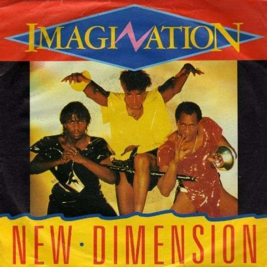 Coverafbeelding New Dimension - Imagination