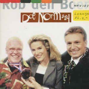 Coverafbeelding Rob Den Boer - Doe Normaal
