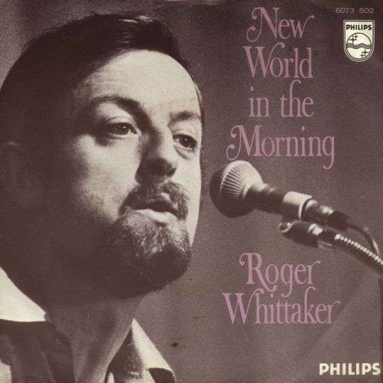 Coverafbeelding New World In The Morning - Roger Whittaker