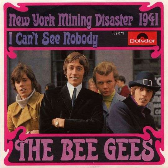 Coverafbeelding New York Mining Disaster 1941 - The Bee Gees