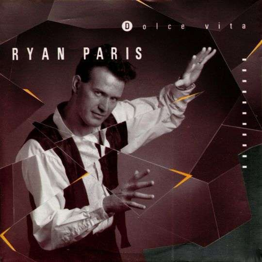 Coverafbeelding Ryan Paris - Dolce Vita [Nieuwe Versie]