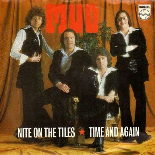 Coverafbeelding Nite On The Tiles - Mud