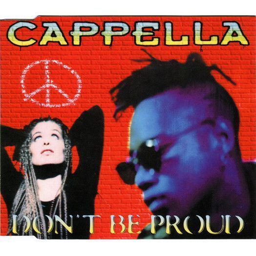 Coverafbeelding Don't Be Proud - Cappella