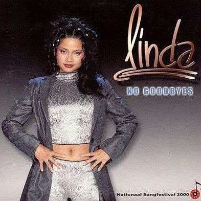 Coverafbeelding Linda ((Wagenmakers)) - No Goodbyes