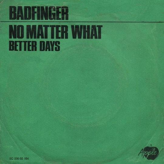Coverafbeelding No Matter What - Badfinger