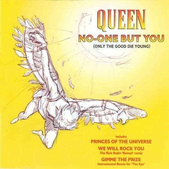 Coverafbeelding No-one But You (Only The Good Die Young) - Queen
