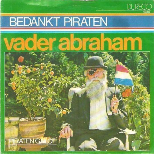 Coverafbeelding Bedankt Piraten - Vader Abraham